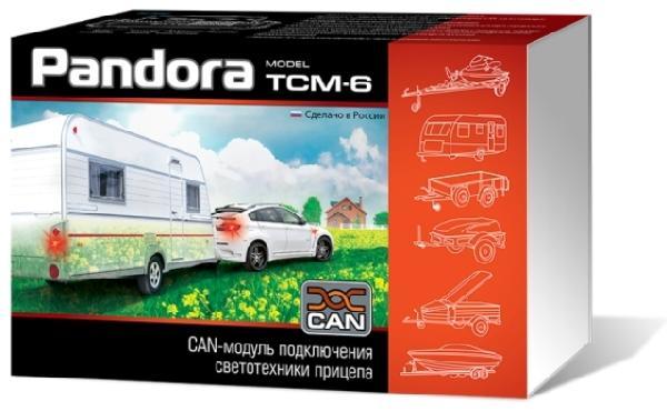 Pandora TCM-6