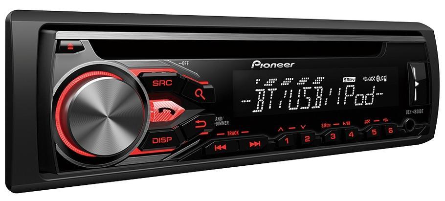 Pioneer DEH-4800BT