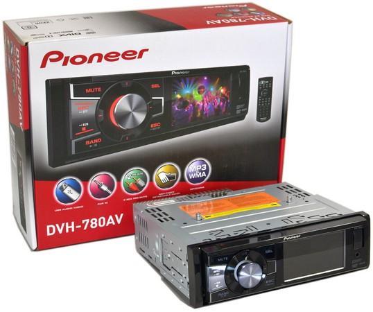 Pioneer DVH-780AV