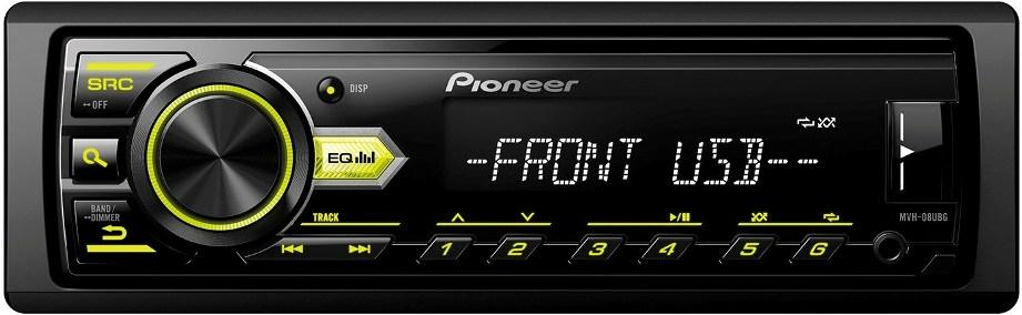Pioneer MVH-08UBG