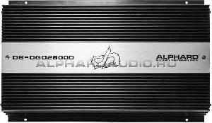 фото: Alphard Deaf Bonce DB-OGO2500D