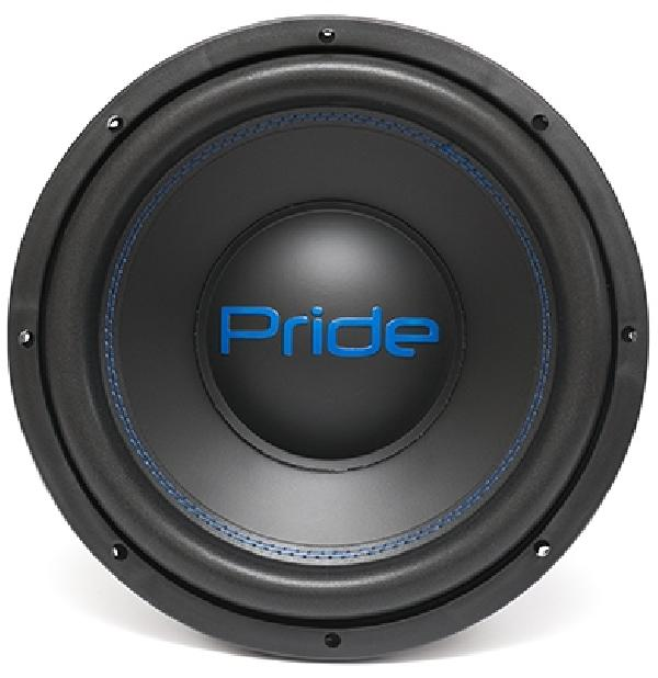 Pride LP 12 (2+2)