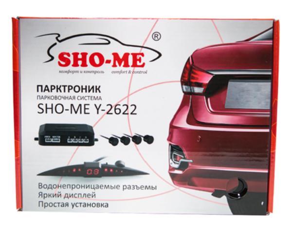 Sho-me Y-2622 Black