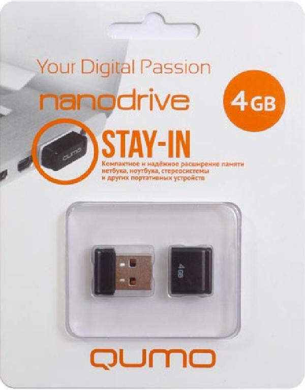 фото: Qumo Nano USB 4GB