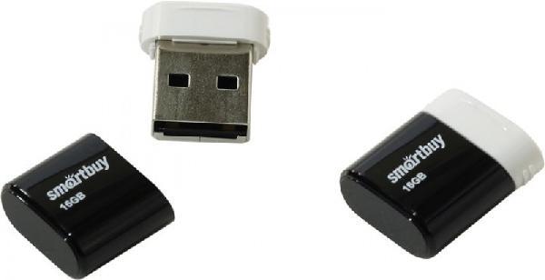 SmartBuy USB 16Gb LARA Black