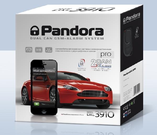 фото: Pandora DXL 3910 Pro