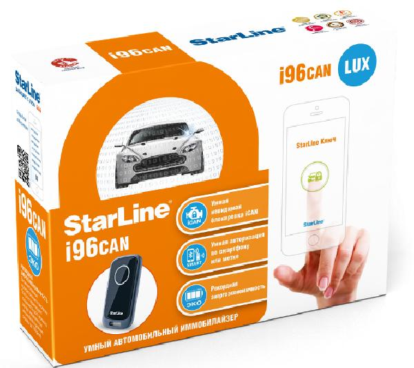 StarLine i96 CAN Lux