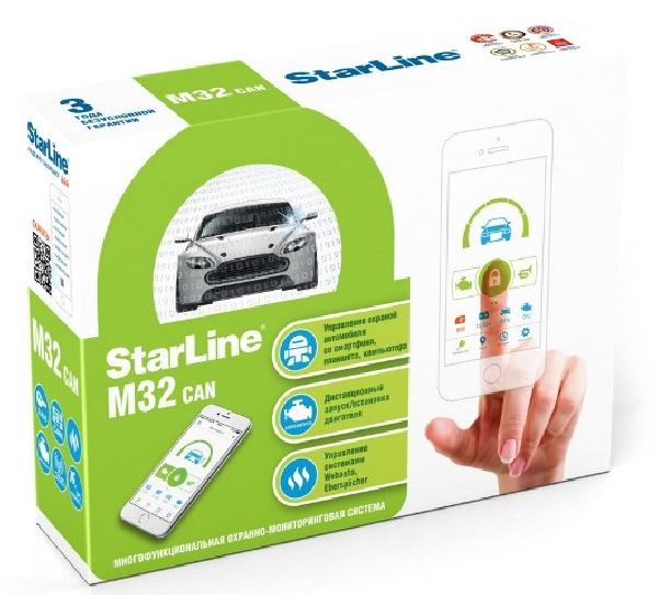 StarLine M32 CAN-LIN T