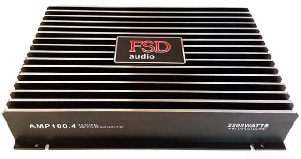 фото: FSD audio AMP 100.4