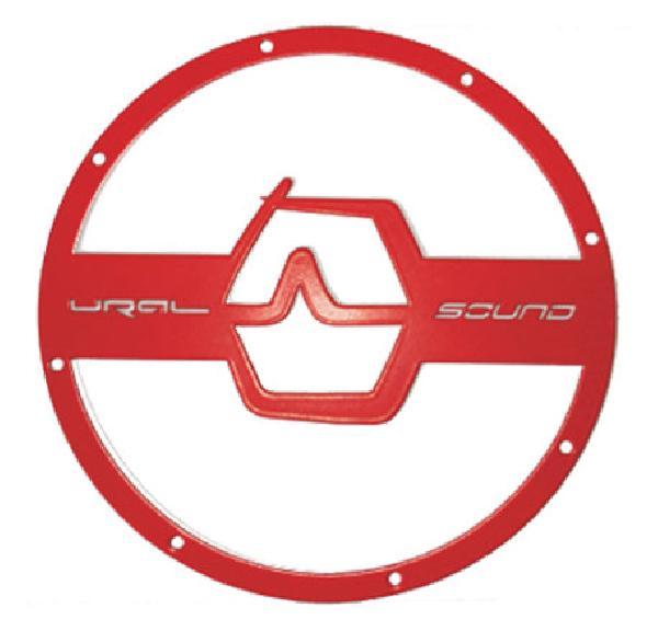 фото: Ural AG-DB20 Red