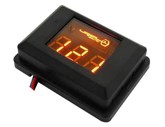 URAL DB Voltmeter (оранжевая подсветка)